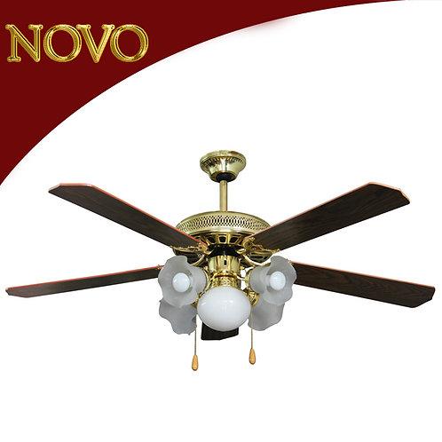 Ventilador de teto Comfort Cuo6150 - CUORI