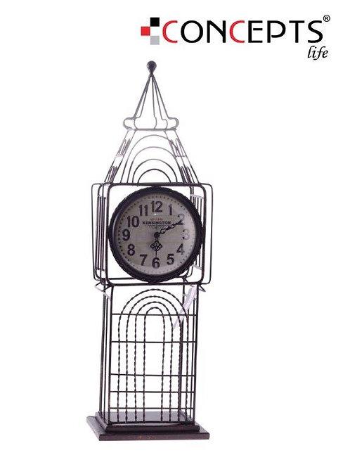Relógio decorativo de mesa