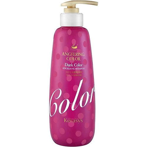 Angeling Shampoo Dark Color 600ml - Kerasys