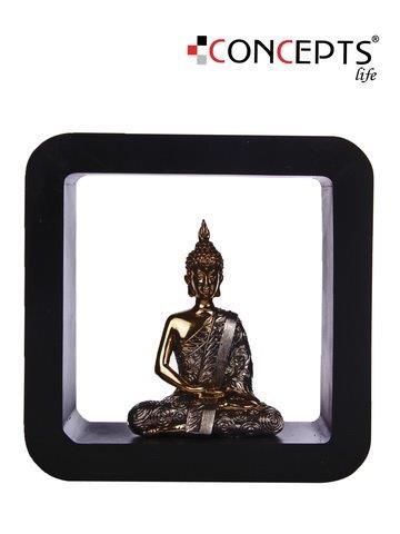 Buda decorativo c/marco