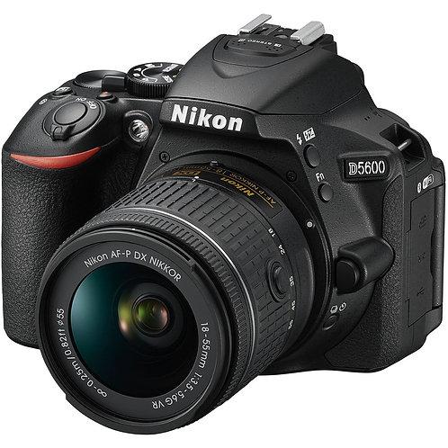 NIKON - Câmera profissional D5600