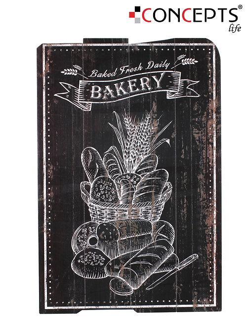 Quadro Bakery - 60x40cm