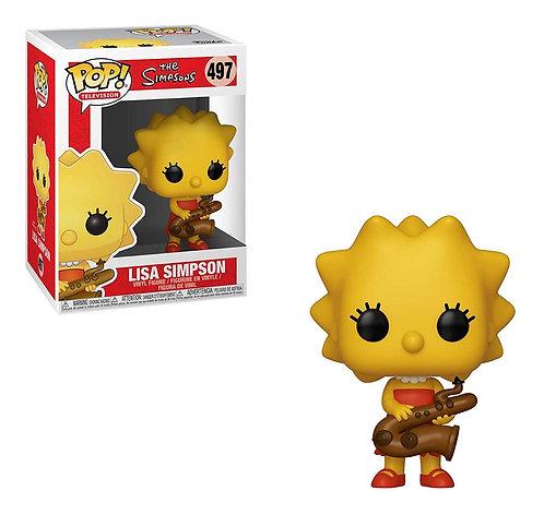 Funko Pop Lisa Simpson