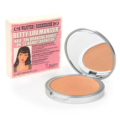 Pó bronzer Betty-Lou - THE BALM