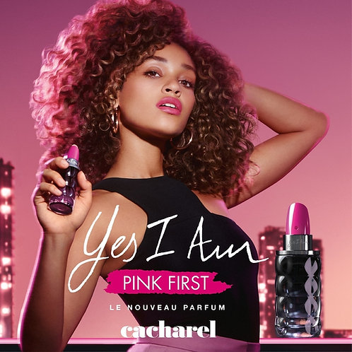 Yes I Am Pink First de CACHAREL - EDP