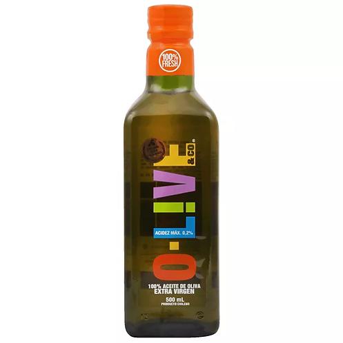 Azeite de oliva E.V 500ml - O-live & Co
