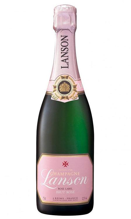 Champagne Lanson Brut Rose - 750ml
