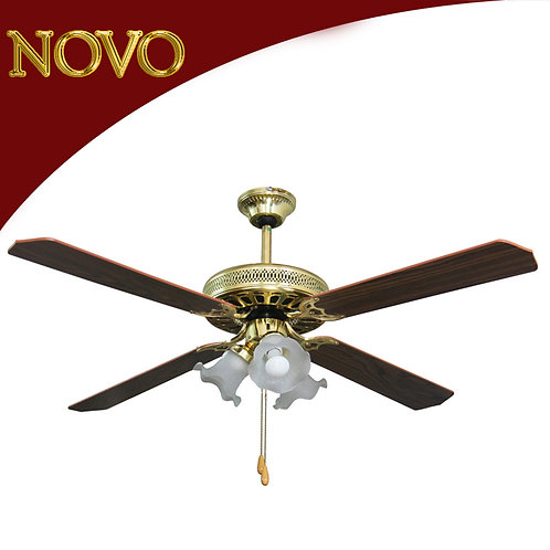 Ventilador de teto Brezza Cuo6140 - CUORI