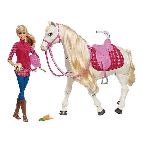 Cavalo dos sonhos - BARBIE