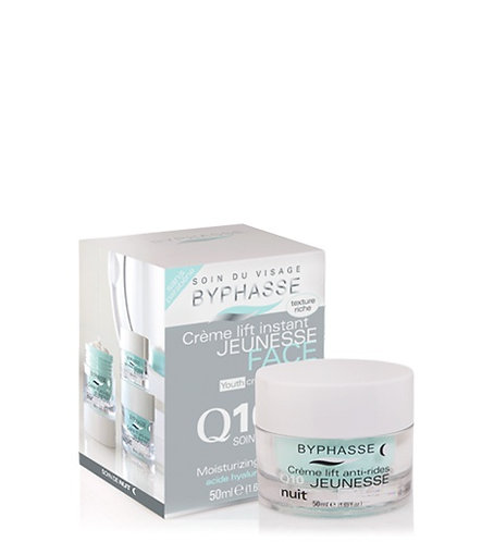 Creme Lift Instant Noite 50ml - BYPHASSE