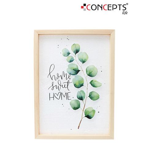 Quadro Home Sweet Home - 30x40cm