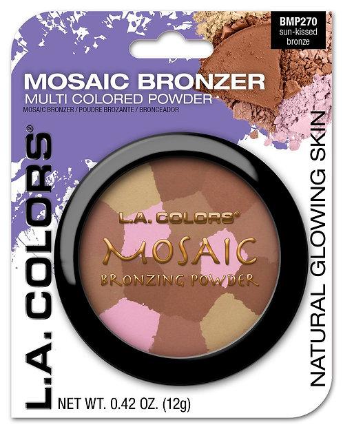 Bronzer Mosaic - L.A. Colors