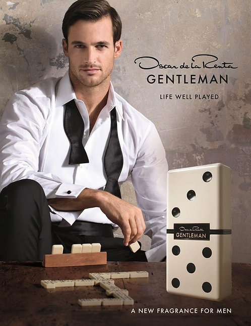 Gentleman de OSCAR DE LA RENTA - EDT 100ml