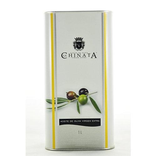 Azeite de oliva E.V 1 Lt - La Chinata