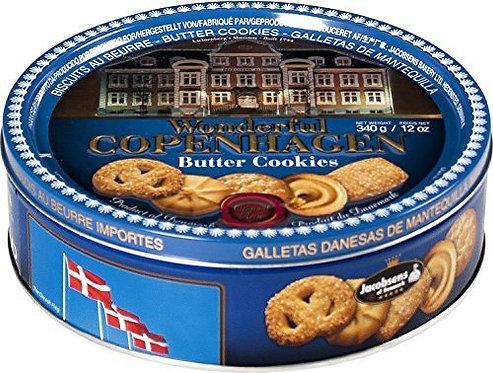 Biscoitos de manteiga 340g