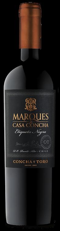 Vinho Marques de Casa Concha Etiqueta Negra