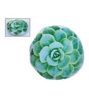 Almofada decorativa flor