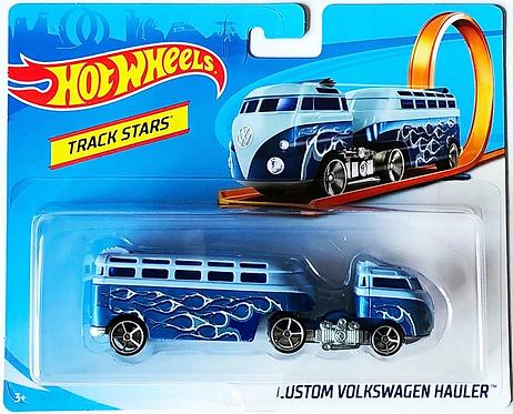 Custom Volkswagen Hauler - Hot Wheels