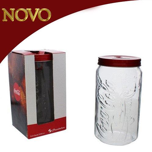 Recipiente Coca-Cola