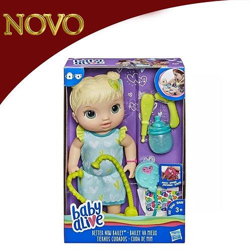 Boneca Cuida de mim - Baby Alive