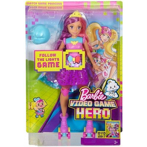 Barbie em um mundo de video games