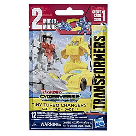 Tiny Turbo Changers - Transformers