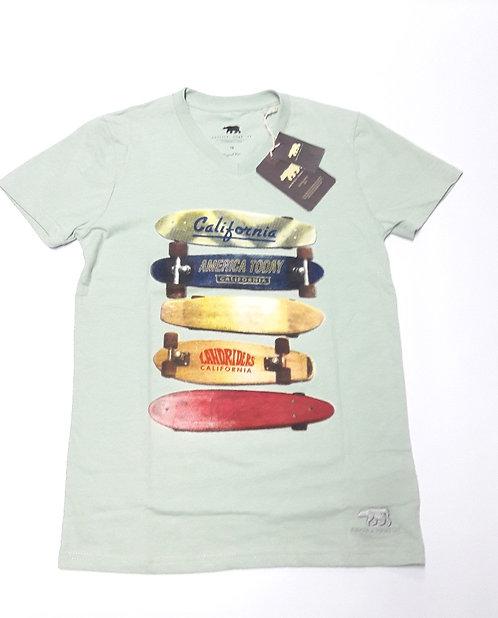 Camiseta Infantil - AMERICA TODAY