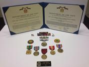 Navy and Marine Corp. Honors