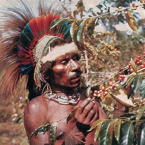 Papua New Guinea Koroferigu Organic