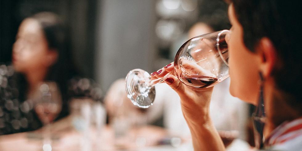 """Pinot Noir """"Sex på glas med druernes diva"""" 3.0"""