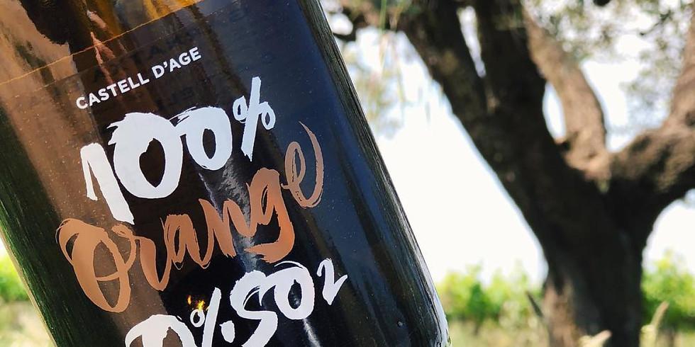 Natur- og Orangevin i Kødbyen