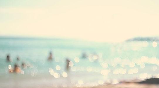 Blurred Beach