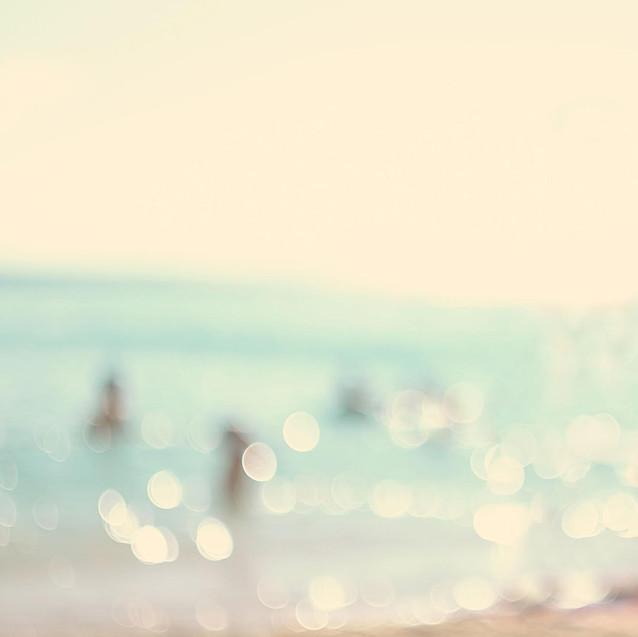 Täydellinen päivä rannalla