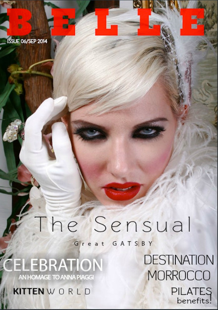THE SENSUAL GREAT GATSBY