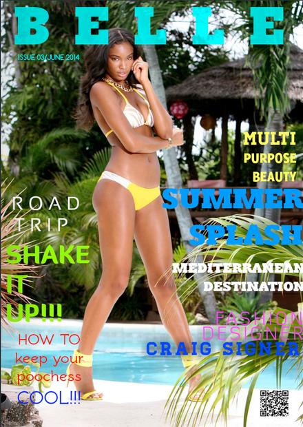 """""""BELLE""""VM JUNE ISSUE"""