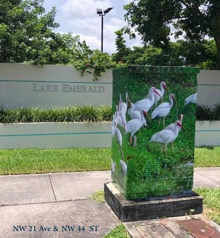 Unveiled Public Art