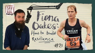 #21 - How To Build Resilience & Fiona Oakes Interview