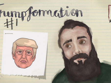 #1 - Trumpformation