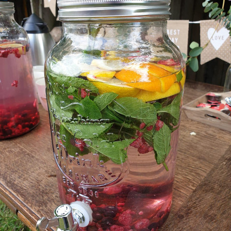 Het lekkerste zomerdrankje