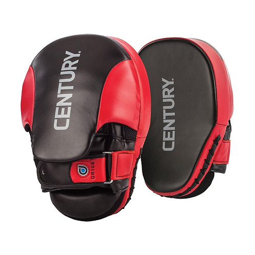 Drive Curved Punch Mitts Red/Black