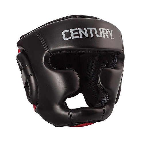 Drive Full Face Headgear Black/Red