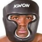 Kwon Full Face Headgear Black