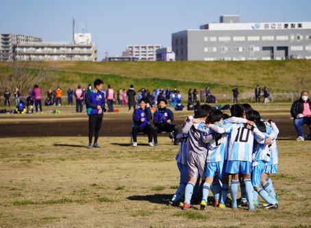 冬の大会準決勝vs徳丸FC