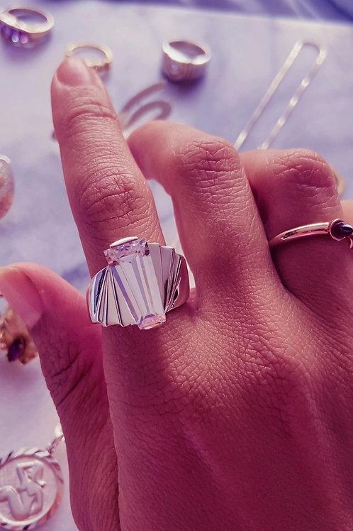 Vintage Fancy Cut Ring