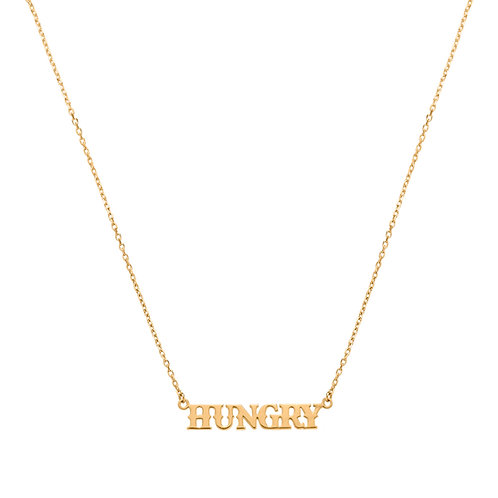 HUNGRY I.D Pendant
