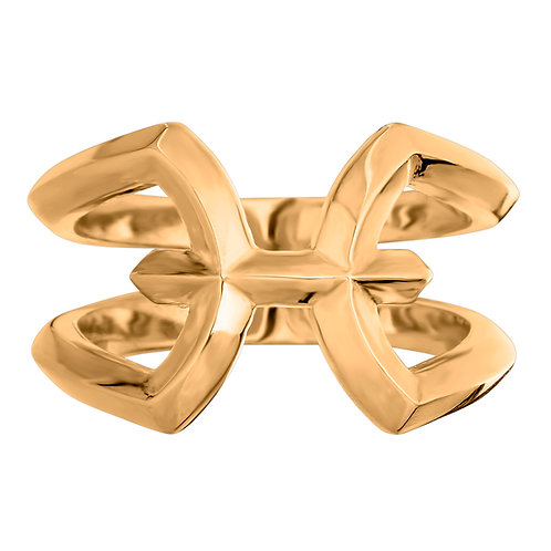 Pisces Zodiac Ring