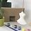 Thumbnail: Hanging Ceramic Dress Ornament