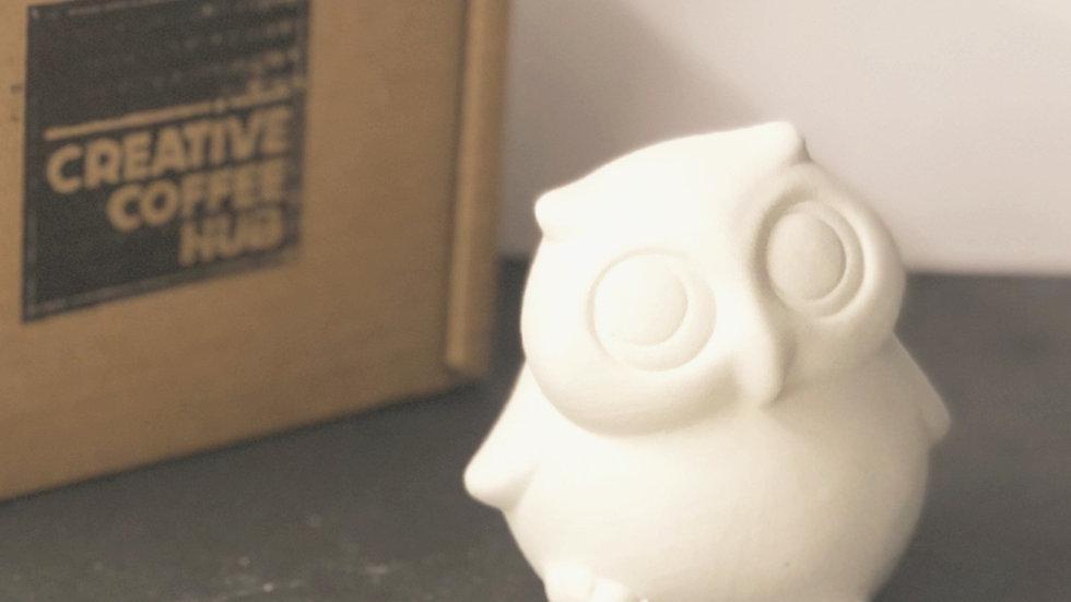 Cute Mini Owl Ornament