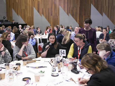 Recent Scottish College for Educational Leadership (SCEL) Conference