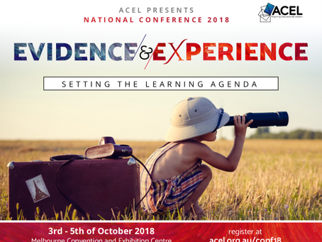 Evidence and Experience: Setting the Learning Agenda